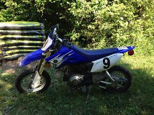 2006 , 50cc ttr Yamaha
