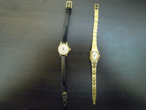 Two Working Women's Watches