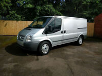 Ford Transit 2.2TDCi ( 125PS ) ( EU5 ) 350M Entity ( Low Roof ) 350 MWB Trend