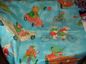 Chrildren's Vintage Fabrics London Ontario image 7