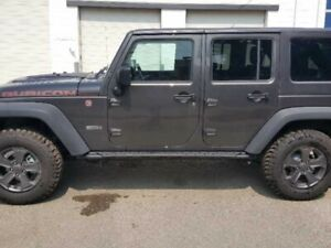 2018 Jeep Wrangler Unlimited Rubicon  - Leather Seats   - $157.1