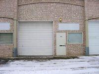 commercial shop #102, Penticton industrial area