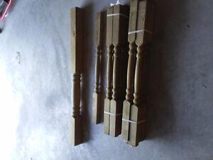 Railing balisters