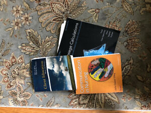 Selling Nursing books- Dalhousie Curriculum for cheap
