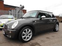 2006 56 MINI HATCH COOPER 1.6 COOPER PARK LANE 3D 114 BHP