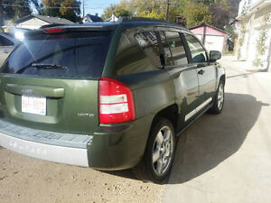 2008 Jeep Compass 4wd SUV, Crossover