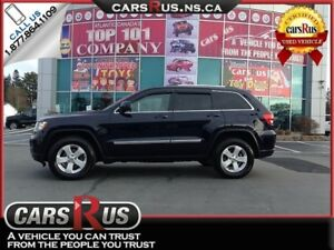 2011 Jeep Grand Cherokee Leather 4x4