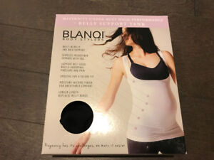 Blanqi maternity support belly tank