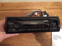 Sony DSX-A40UI Car Stereo/USB/Radio Media Player