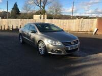 VW Passat CC TDI BLUEMOTION TECHNOLOGY