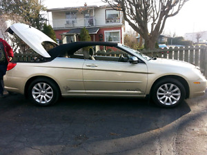 Chrysler sebring decapotable 2010