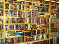 Book Collection - 1450 Book by some of the most popular authors!
