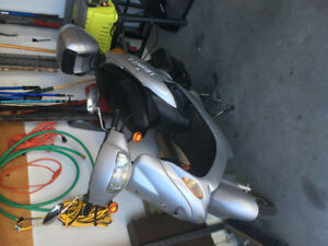 49cc Lifan Scooter