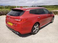 2018 Kia Optima 1.7 CRDi GT-Line S Automatic Estate
