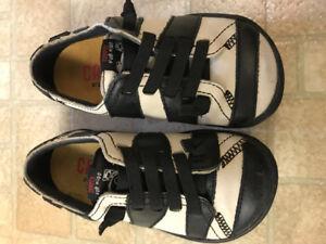 Camper toddler shoes size 8.