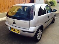 Vauxhall Corsa, 54 Plate, 1.0, Mot'd, Full Service History, Good Reliable Little Car...