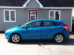 2012 Ford Focus SE automatic