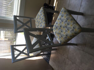 Accent or dining chairs