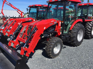 2017 TYM 554 TRACTOR