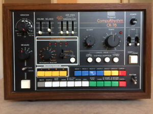 RARE ROLAND ''CR 78 DRUM MACHINE