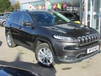 2018 Jeep Cherokee 2.2 MultiJet II Limited 4WD (s/s) 5dr Diesel grey Automatic
