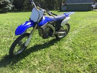 2010 Yamaha YZ450F (price drop from $4800-$4000!!)