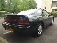 Nissan 200sx s13, manual , service history, very well looked after!