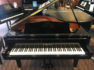 Used Yamaha GB1K Baby Grand Piano