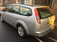 FORD FOCUS GHIA ESTATE (2006) MOT>SEPT 2017..LEATHER INTERIOR..LOOKS+DRIVES GOOD