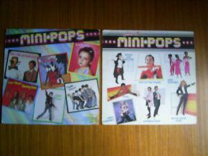 MINI POPS VINYL RECORDS