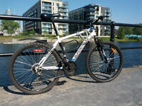 Mountain bike in good shape, for a person 150-175 cm tall
