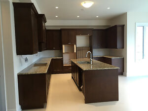 Kitchen cabinets and counter top for sale