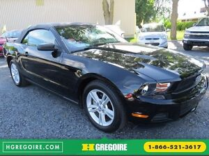 2010 Ford Mustang V6 AUT A/C MAGS DECAP GR ELECTRIQUE