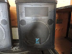 Yorkville Elite E358  Speakers.