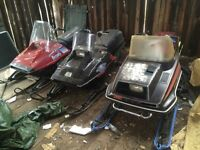 2 bravos and 1 enticer for sale