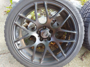 "19"" Winter Wheel/Tire package 19"" x 8.5""  Used"