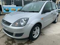 2007 Ford Fiesta 1.4 Style Climate 5dr Hatchback Petrol Manual