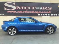 2005 Mazda RX-8 1.3 Coupe 4dr Petrol Manual (284 g/km, 228 bhp)