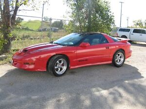 1995 Pontiac Trans Am Firebird Coupe (2 door)