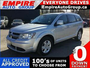 2012 DODGE JOURNEY AMERICAN VALUE PACKAGE * 5 PASS * PREMIUM CLO