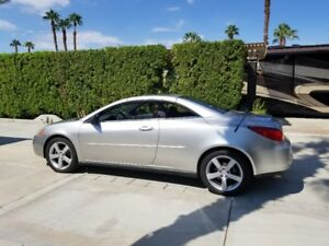 2006 Pontiac G6 GT Convertible - Tow Car