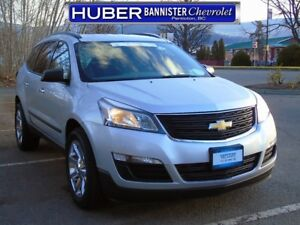 2014 Chevrolet Traverse AWD/ 8 Pass/ Factory Tow/