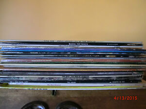 LARGE COLLECTION OF 30 LP'S. COMPLETE LIST $3.00 EACH