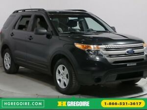 2014 Ford Explorer BASE A/C BLUETOOTH GR ELECT
