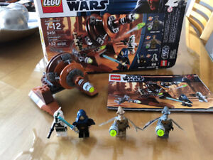 Lego Star Wars Geonosian™ Cannon