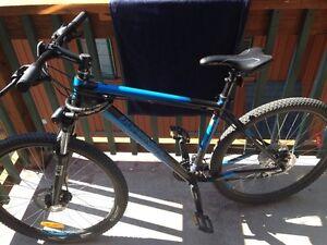 Garneau men's bike for sale! Cross country-hard tail.