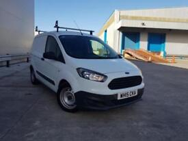 2015 15 FORD TRANSIT COURIER 1.5 BASE TDCI 1D 74 BHP DIESEL