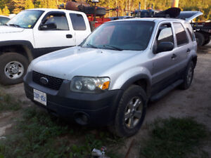2006 ford escape best offer