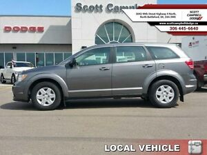 2012 Dodge Journey CVP Canada Value Package  - one owner - local