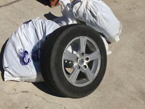 4 Mag Honda Civic + pneus